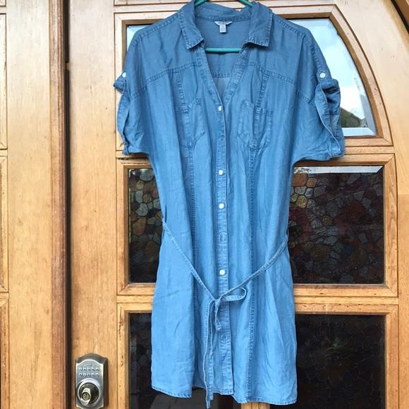 Guess Dresses & Skirts - Guess Denim dress New Never worn.